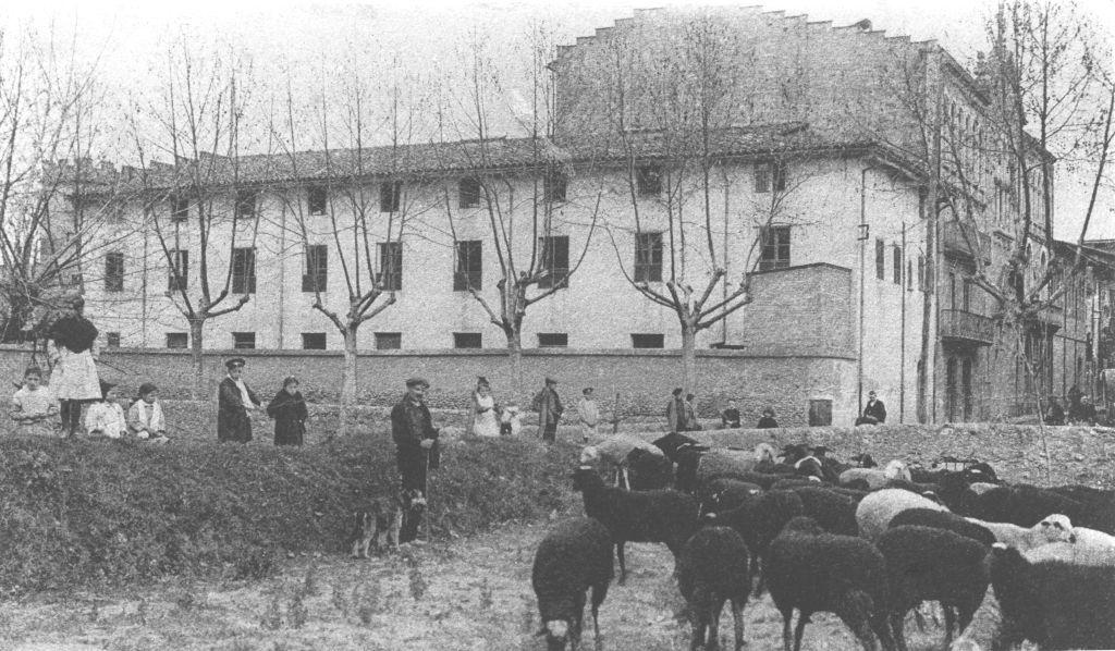 La Salle a principis del segle XX