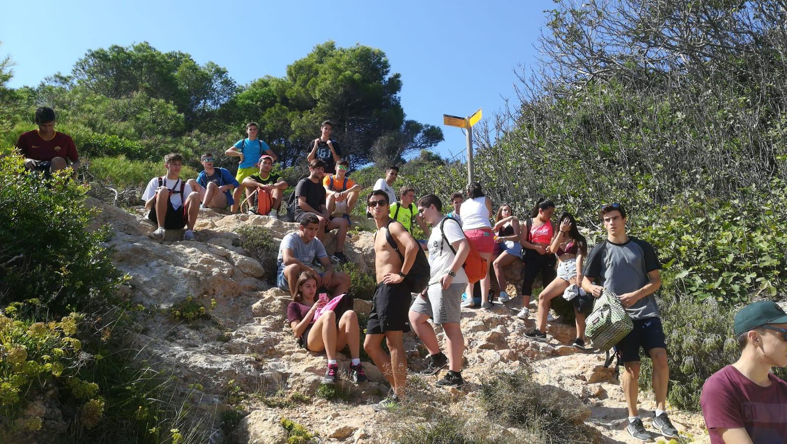 Convivències a Tarragona de 2n de BAT